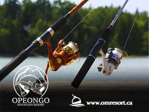 Fishing License - Ontario - Opeongo Mountain Resort