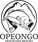 opeongo mountain resort logo b w